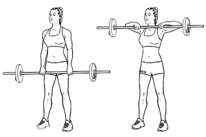 Barbell_Upright_Row1