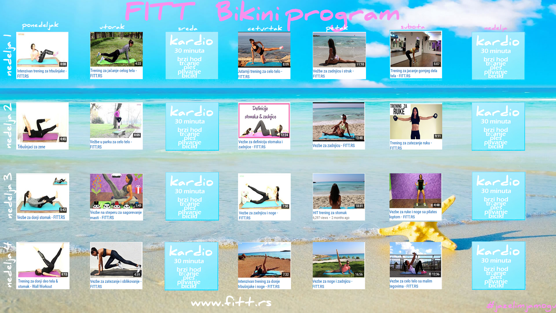 FITT bikini program