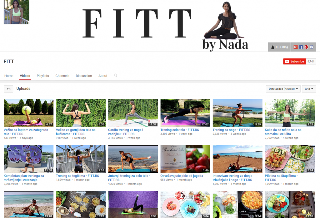 fitt youtube